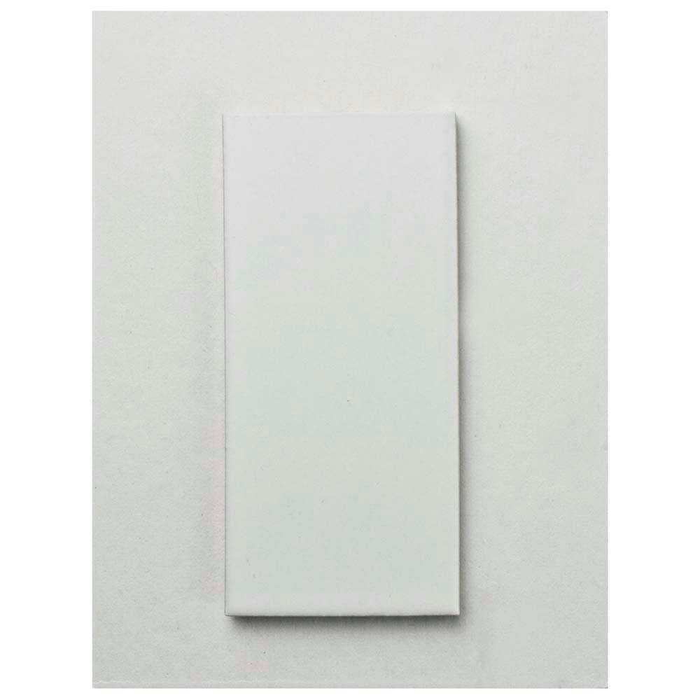 Merola Tile Metro Soho Subway Matte White Porcelain Floor And Wall 3 In