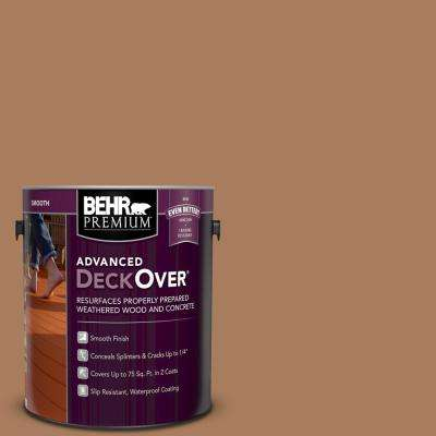 1 gal. #SC-146 Cedar Smooth Solid Color Exterior Wood and Concrete Coating