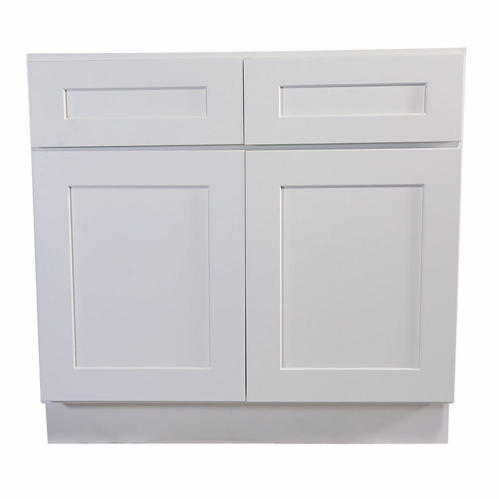 Charmant Design House Brookings Ready To Assemble 48 X 34.5 X 24 In. Base Cabinet  Style