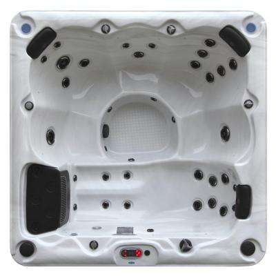 Winnipeg Plug and Play 6-Person 35-Jet Spa
