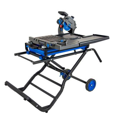 Cruzer 7 inch Wet Tile Saw with Folding Portable Stand