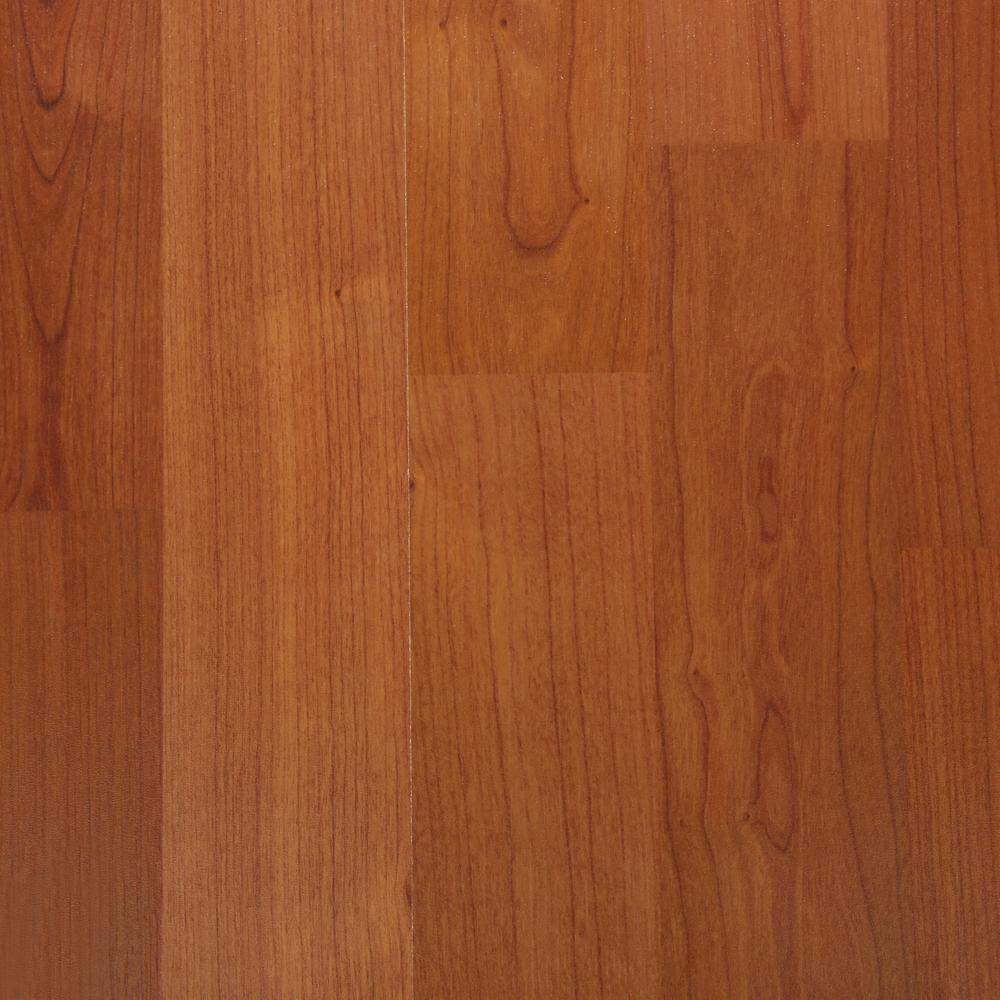 Mohawk fairview american cherry 7 mm thick x 7 1 2 in for Mohawk laminate flooring