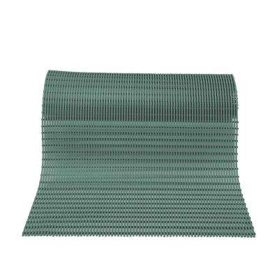 Barepath Grey 36 in. x 120 in. PVC Safety and Comfort Mat