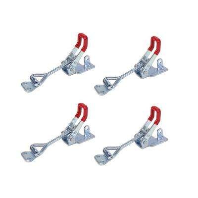 400 lbs. Pull-Action Latch Toggle Clamp (4-Pack)