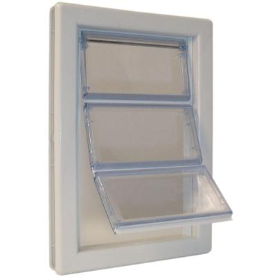 10.25 in. x 15.75 in. Extra Large AirSeal Dog and Pet Door