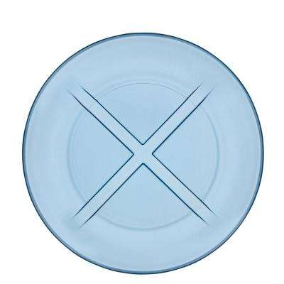 Bruk Water Blue Salad Plate (Set of 4)