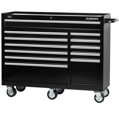 52 in. 12-Drawer Tool Cabinet