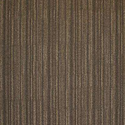 Broadway Harvest Loop 19.7 in. x 19.7 in. Carpet Tile (20 Pieces/Case)