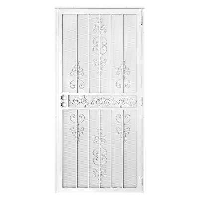 Unique Home Designs Security Doors Exterior Doors The Home Depot