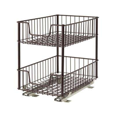 17.75 in - Wire Drawers - Wire Closet Organizers - The Home Depot