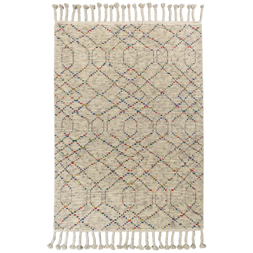 Millerton Home Aileen Natural 9 Ft X 13 Ft Area Rug