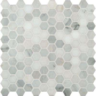 Hexagon - Tile - Flooring - The Home Depot