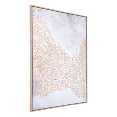 56.7 in. H x 40.9 in. W Gentle Printed Canvas Wall Art