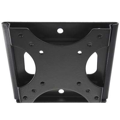 13 in. to 27 in. LCD/LED Flat Screen TV Mounting Kit in Black