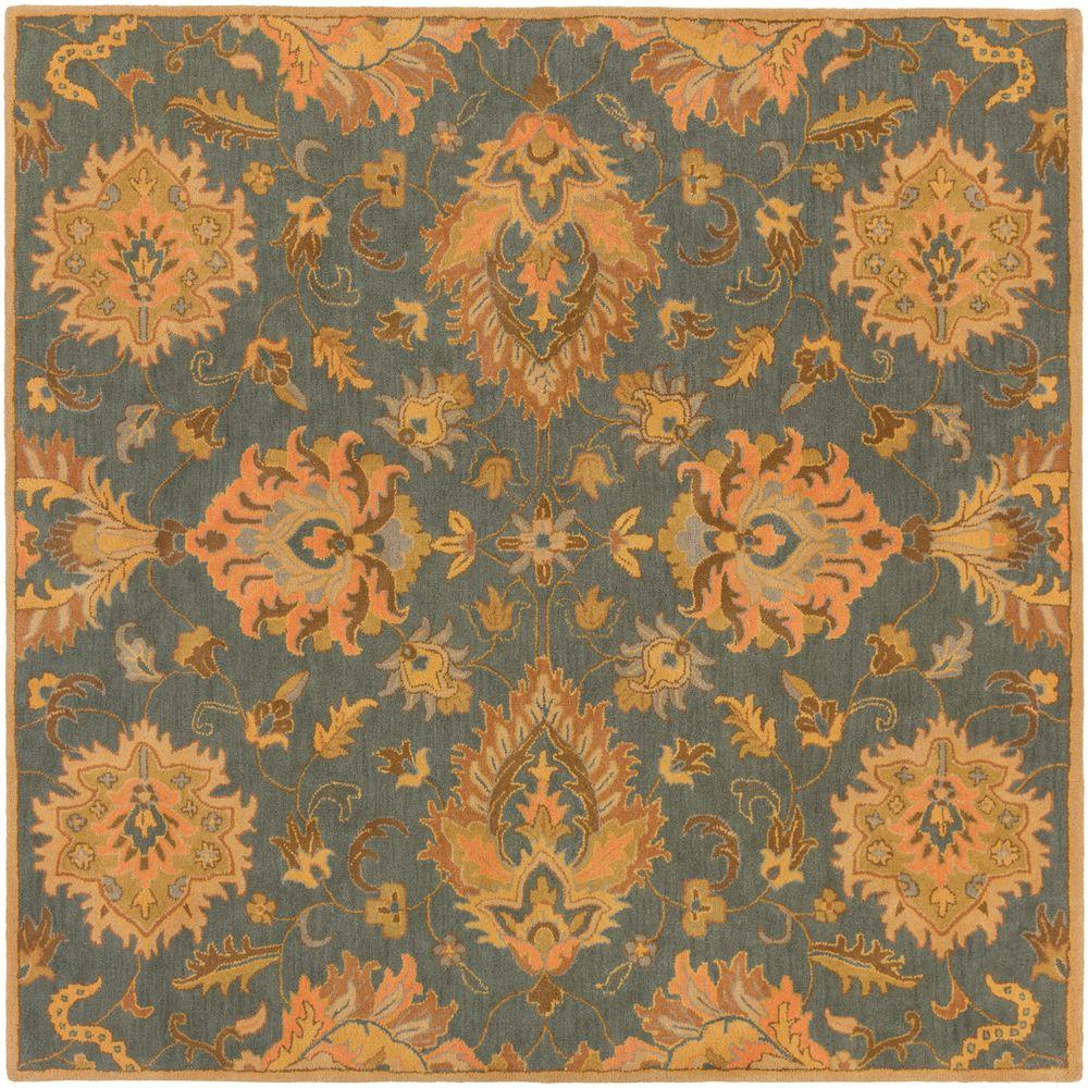 Artistic Weavers Hadrin Moss 4 Ft. X 4 Ft. Square Indoor