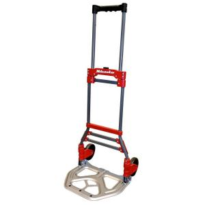 Deals on Milwaukee 150 lbs. Fold-Up Truck