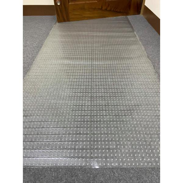 Clear Protector 26 In X 12 Ft Plastic