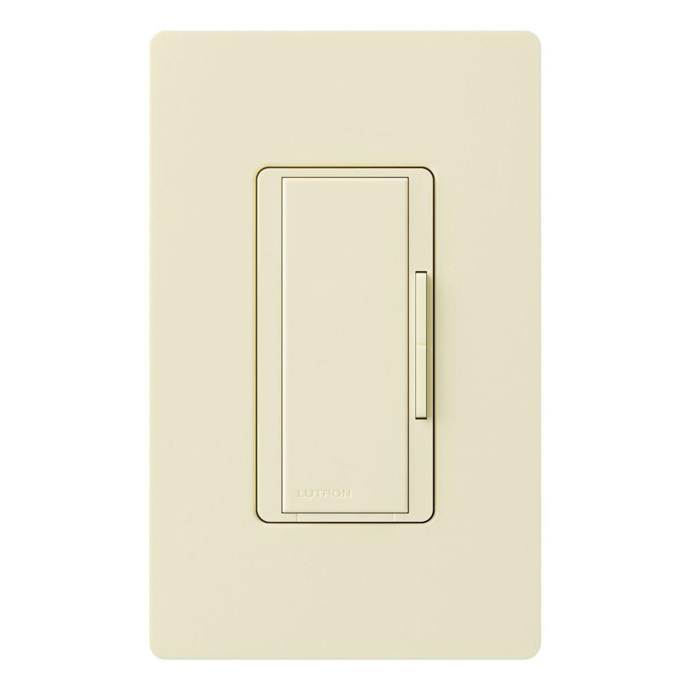 GE In-Wall On/Off Paddle Bluetooth Timer Switch, Almond/White-13869 ...