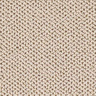 Priority - Color Worn Path Pattern 12 ft. Carpet