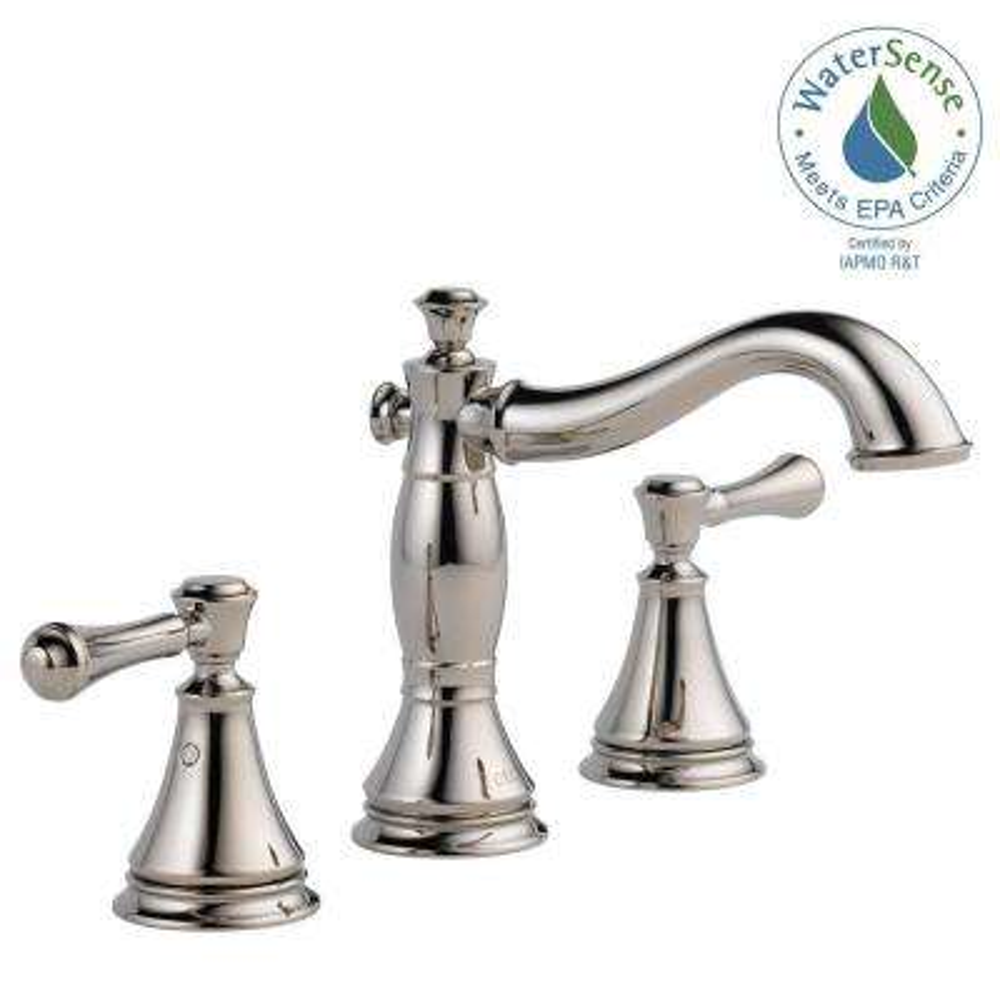 Polished Nickel - Bathroom Sink Faucets - Bathroom Faucets - The ...