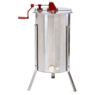 2-Frame Stainless Steel Bee Extractor