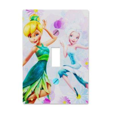 Fairies 1 Toggle Wall Plate - Multi Color