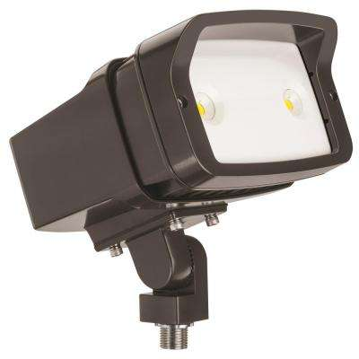 OFL1 LED Bronze Outdoor 5000K Flood Light