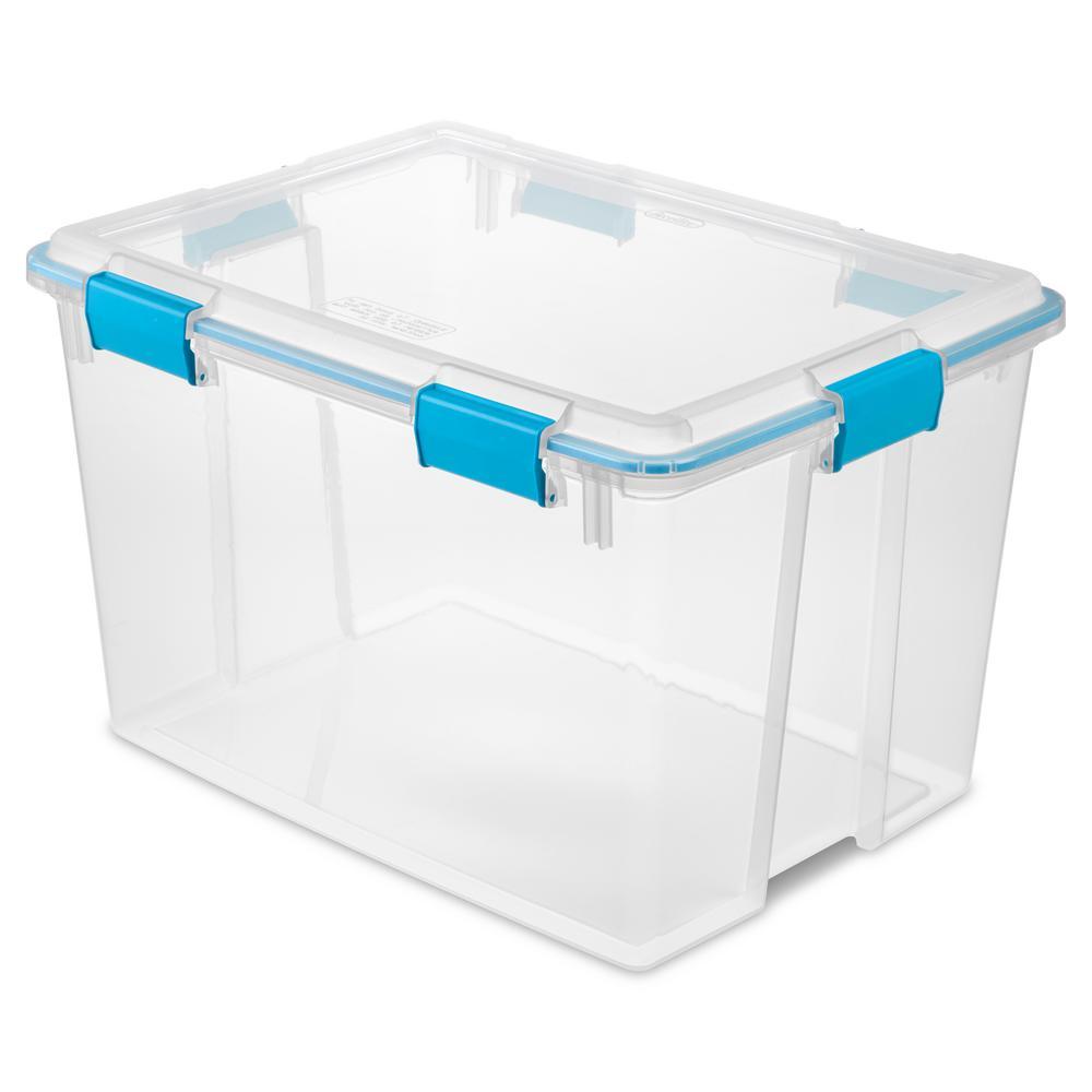 Sterilite 80 Qt. Gasket Box