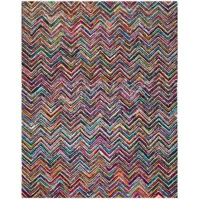 Nantucket Multi 9 Ft X 12 Area Rug