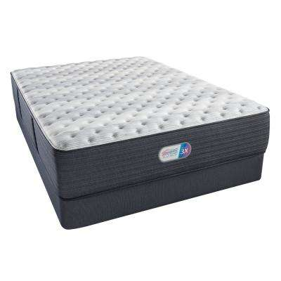 Platinum Haven Pines Extra Firm Cal King Mattress Set