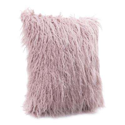 Area Dusty Pink Decorative Pillow
