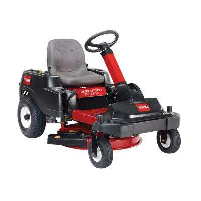TimeCutter SW3200 32 in. 452cc Zero-Turn Riding Mower with Smart Park
