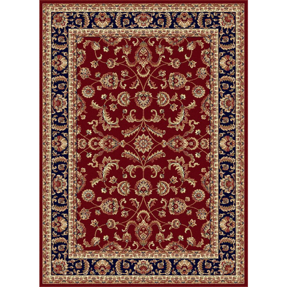 tayse rugs sensation red 10 ft 6 in x 14 ft 6 in transitional area rug sns4790 11x15 the. Black Bedroom Furniture Sets. Home Design Ideas