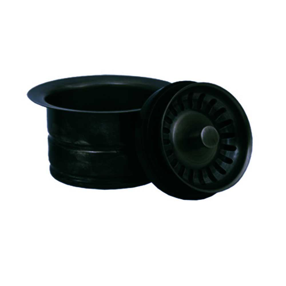 Whitehaus Collection 3.5 in. Garbage Disposal Trim in Oil Rubbed Bronze