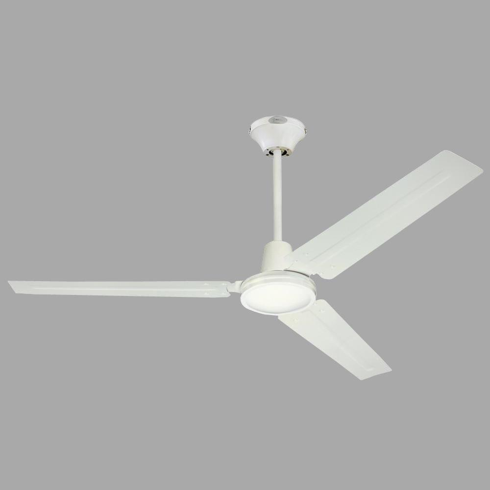 Westinghouse industrial 56 in white ceiling fan 7812700 the westinghouse industrial 56 in white ceiling fan mozeypictures Image collections