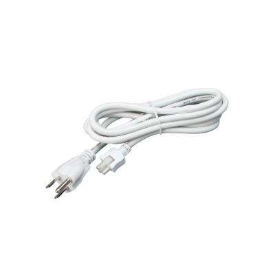 Vivid LED 72 in. White Power Cord