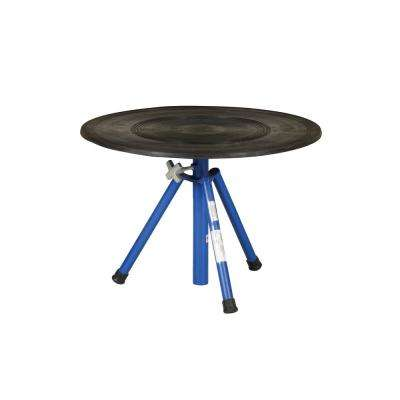 30 in. Manual Turntable with Turn Knob
