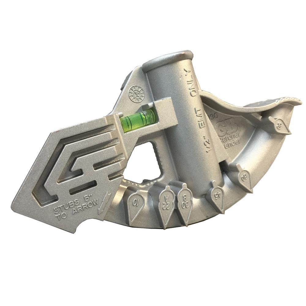 1/2 in. EMT Aluminum Thinwall Hand Bender