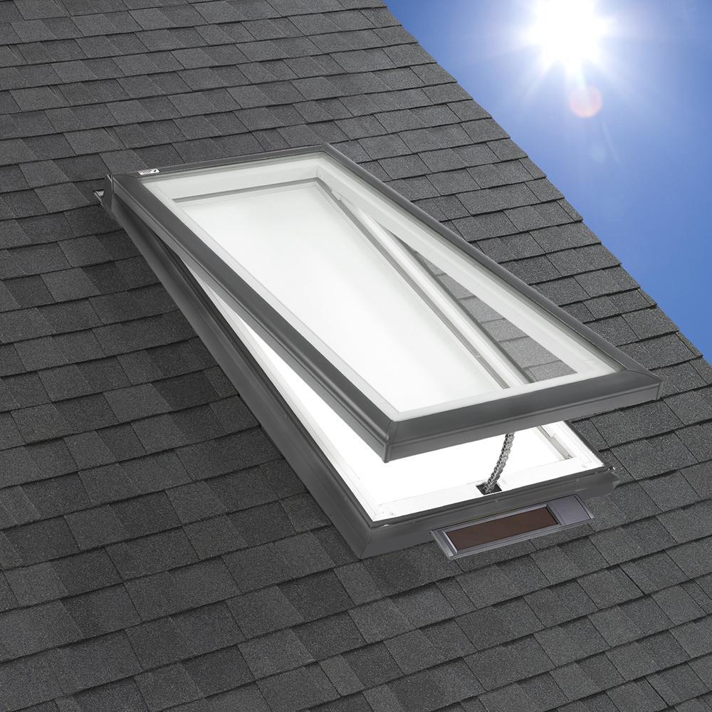 Curb Mount Glass Skylights