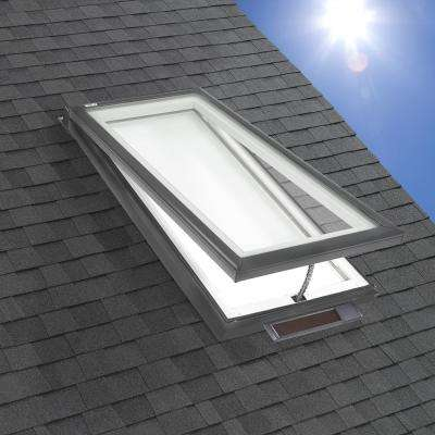 Curb Mount Glass Skylights