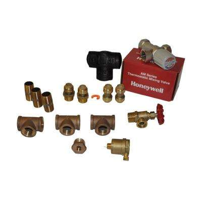 Water Heater Installation Kit
