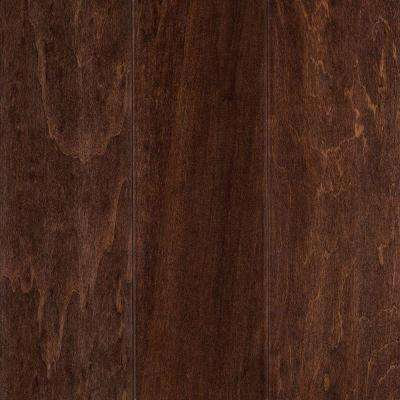 Take Home Sample - Leland Polished Stone Engineered Hardwood Flooring - 5 in. x 7 in.