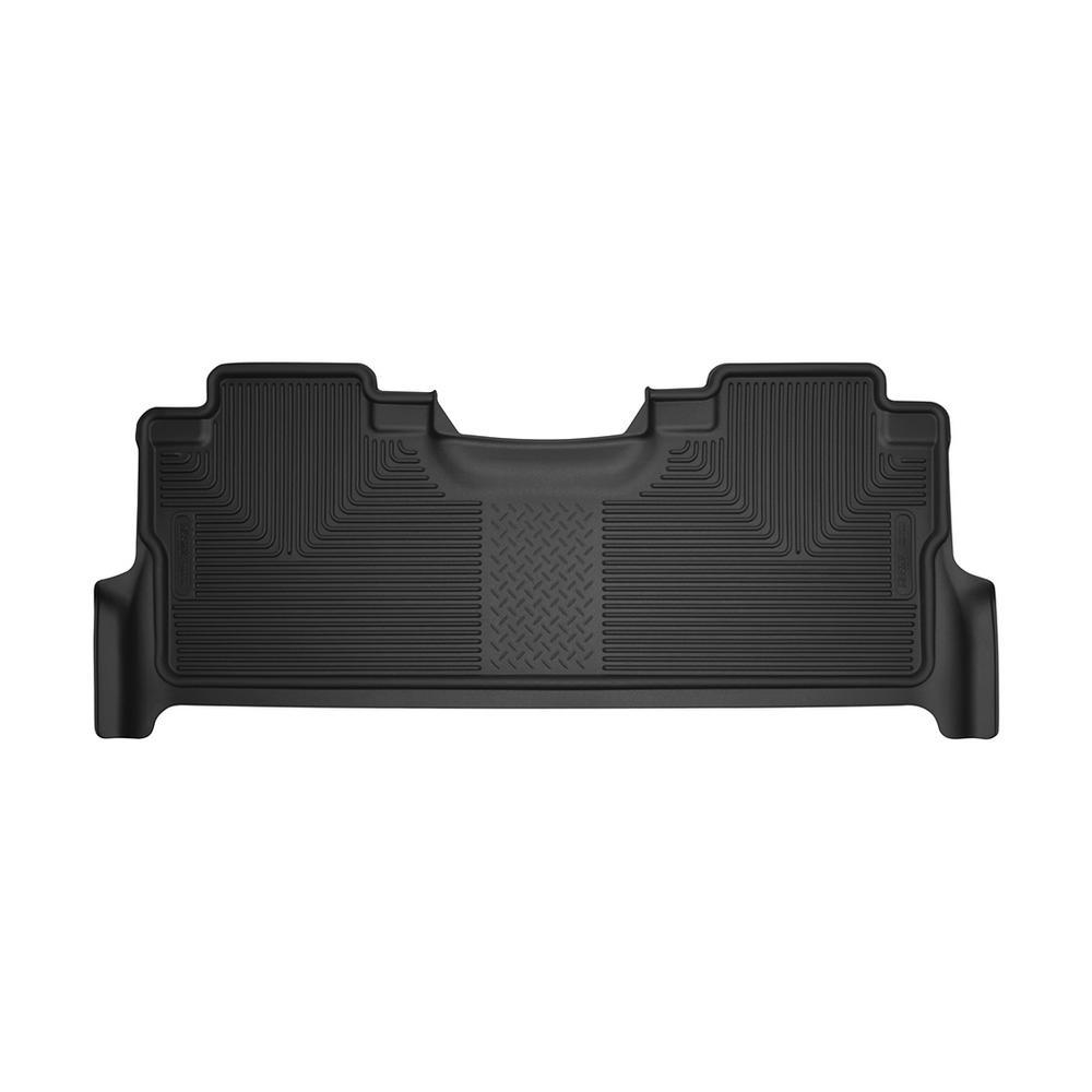 2nd Seat Floor Liner Fits 17-18 F250F350/F450 Crew w/ factory box