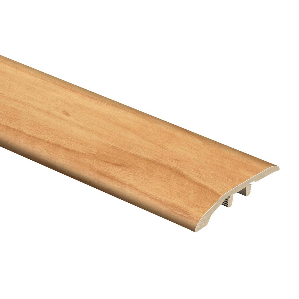 Zamma Golden Maple 5/16 in. Thick x 1-3/4 in. Wide x 72 in. Length Vinyl Multi-Purpose Reducer Molding