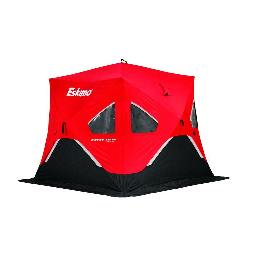 Eskimo Fatfish Ice Shelter