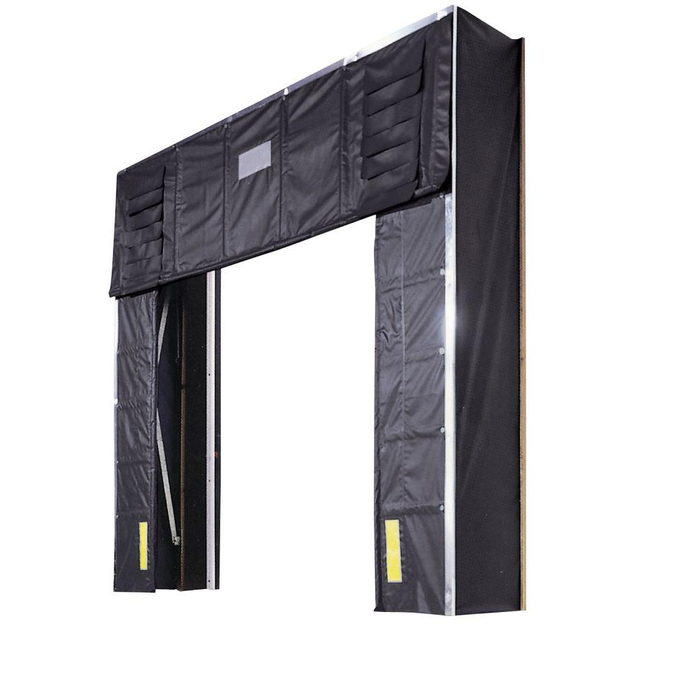 Vestil Combination 11 in. Dock Seal/Shelter for 8 ft. x 10 ft. Door