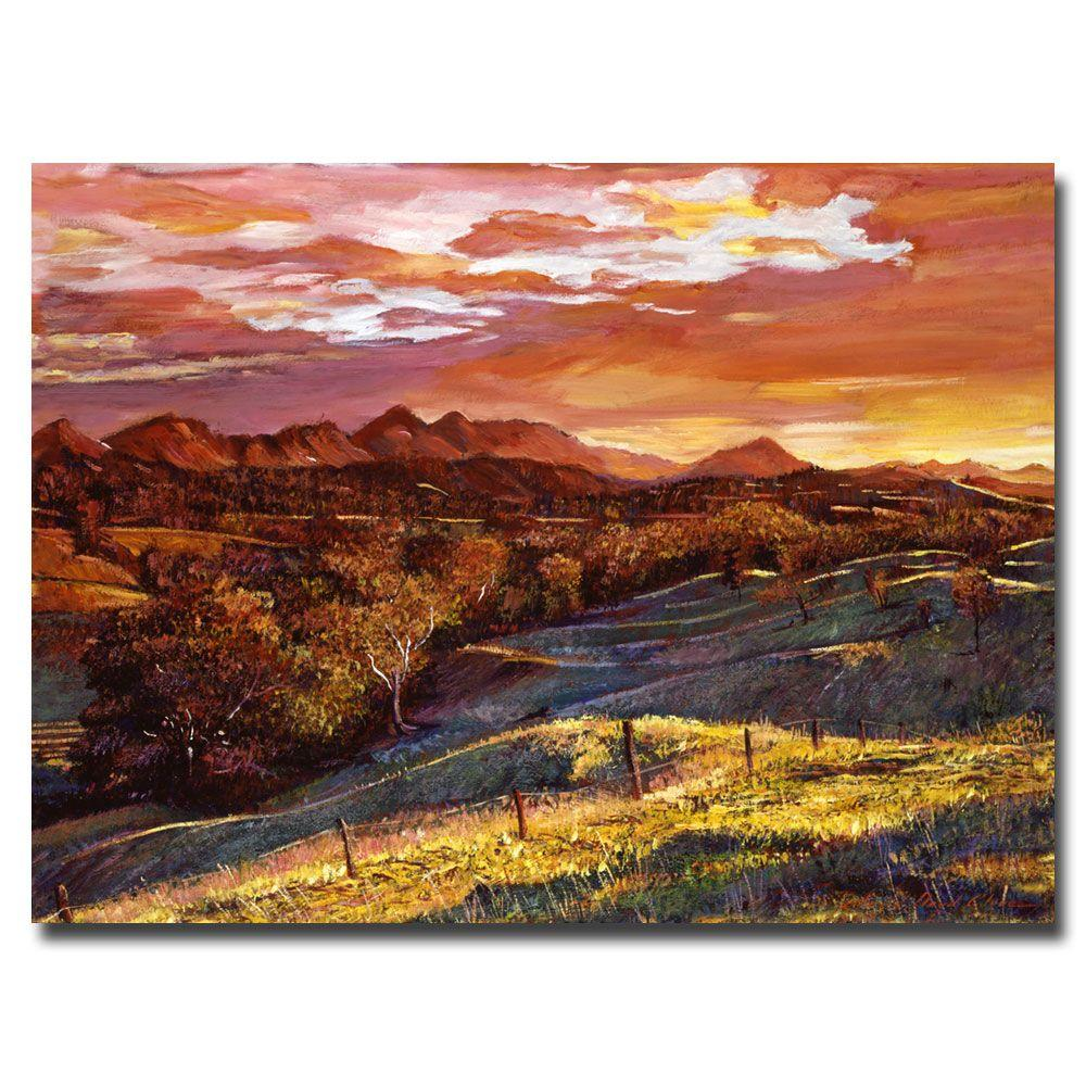 26 in. x 32 in. California Dreaming Canvas Art