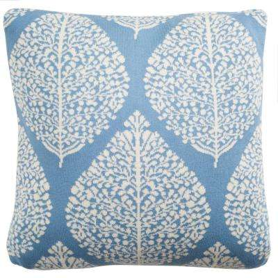 Artic Fall Printed Patterns Pillow