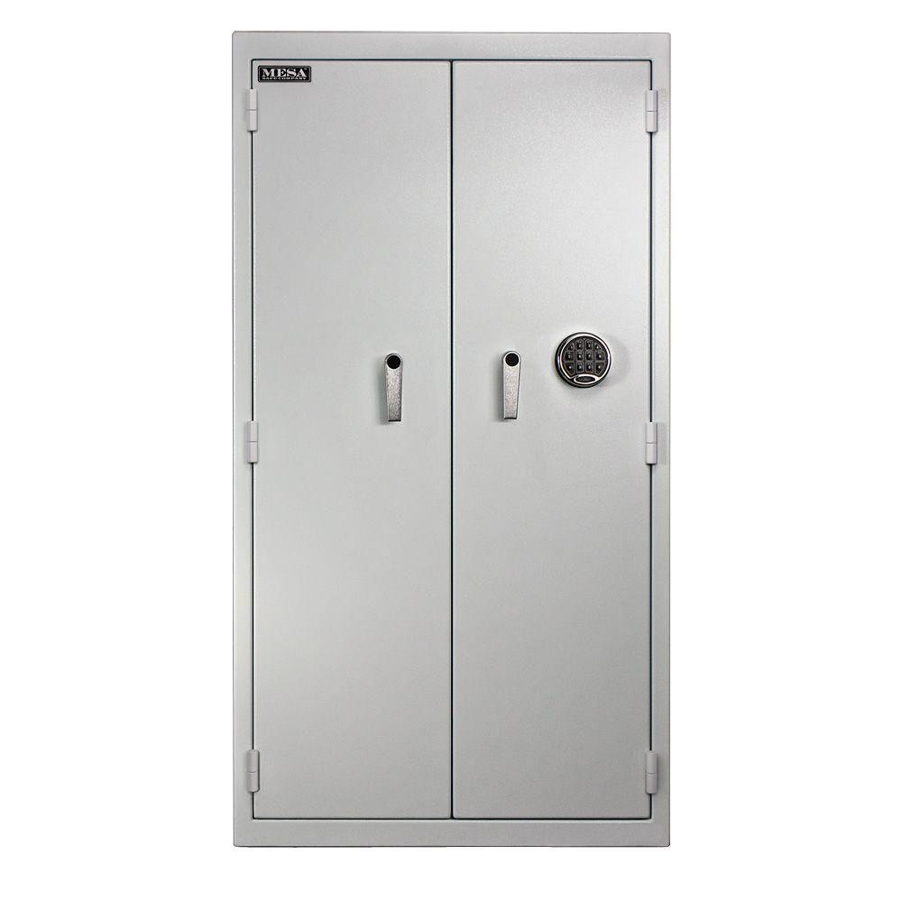 13.7 cu. ft. All Steel Pharmacy Safe, Electronic Lock, White