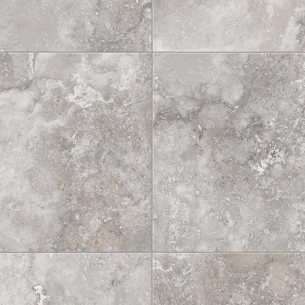 TrafficMASTER Travertine Grey 12 ft. Wide x Your Choice ...